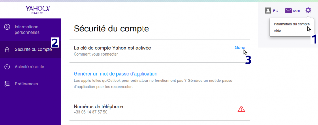 yahoo-securite-compte