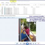 Restaurer la visionneuse d'image de Windows 7 sous Windows 10 pour remplacer Photos